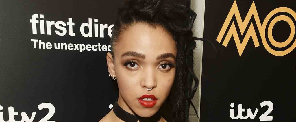 Robert Pattinson Flashes an Infectious Smile During a Night Out With FKA Twigs