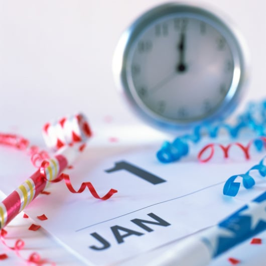 2011 New Year's Resolutions For Kids
