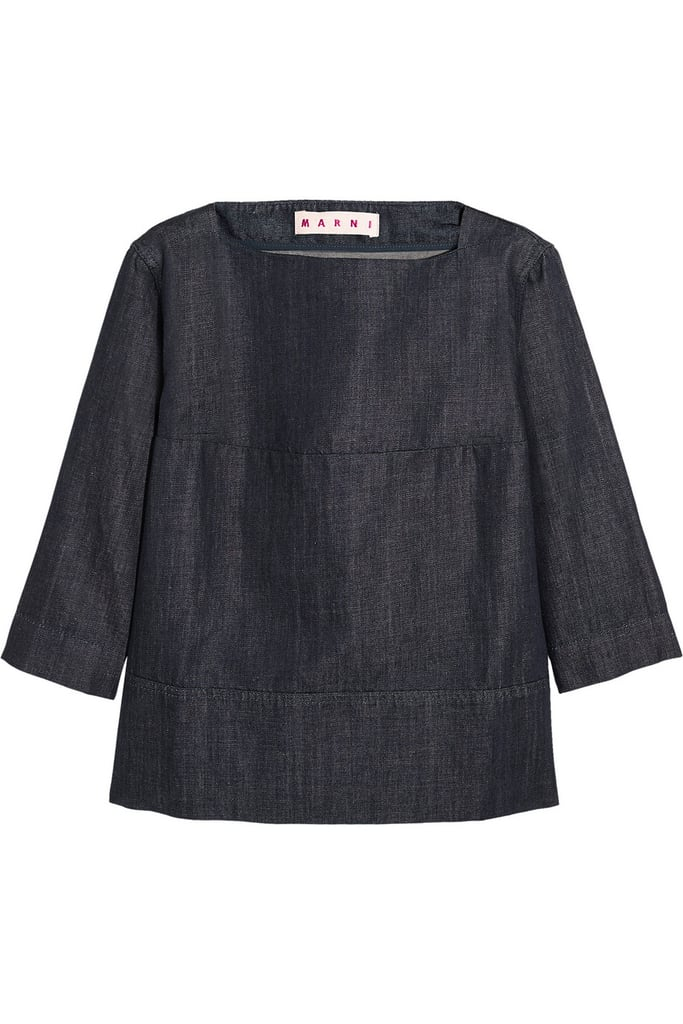 Marni Denim top