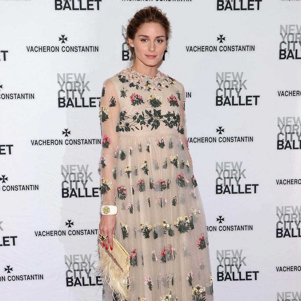 Olivia Palermo Looks Like She Just Stepped Out of a Fairy Tale