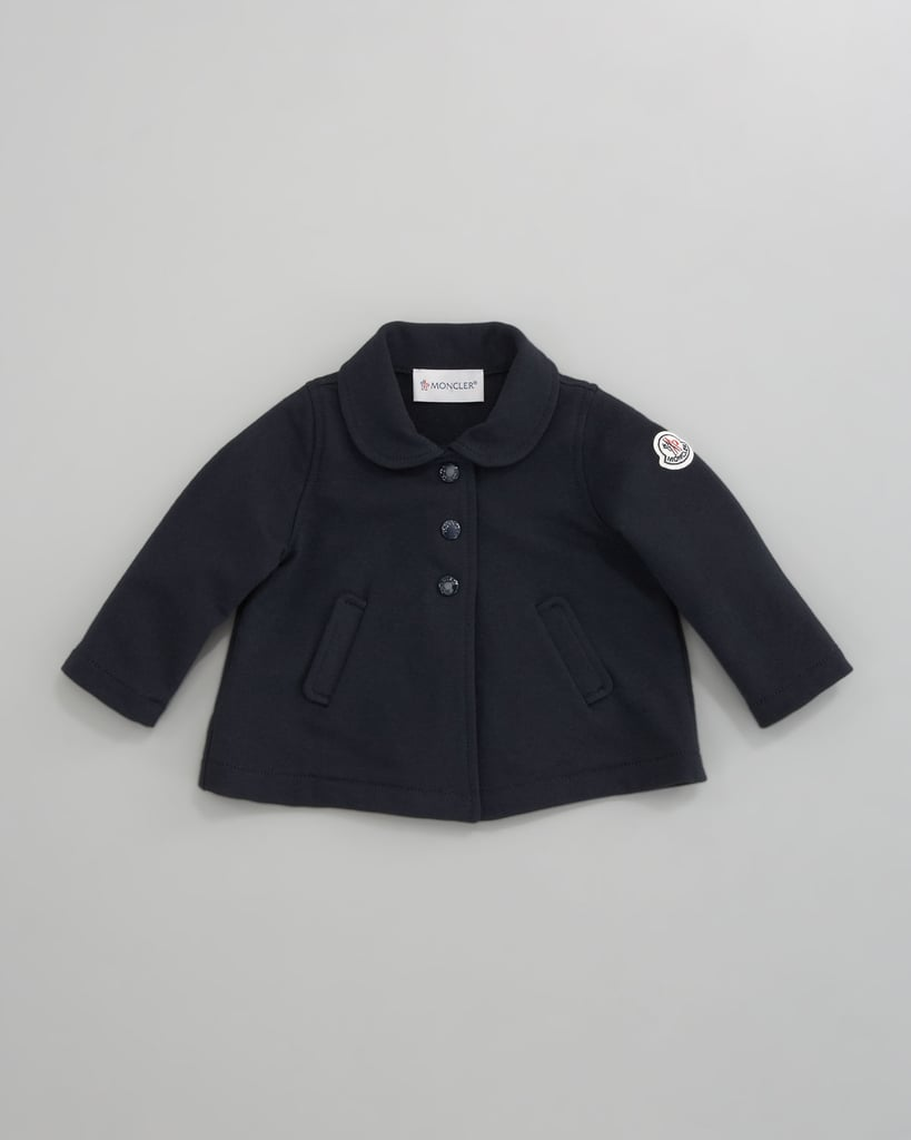 Moncler Knit Swing Jacket