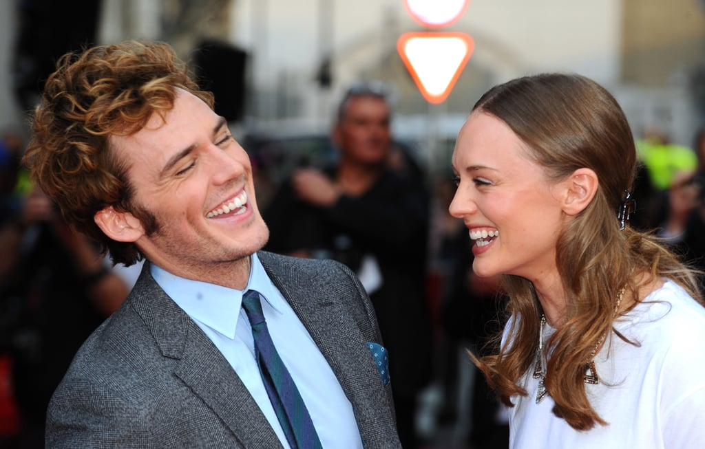 Image result for Sam Claflin and Laura Haddock