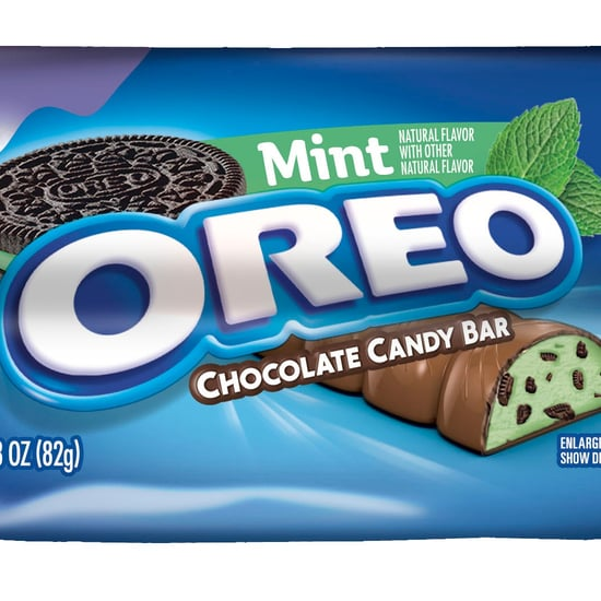 Oreo Mint Flavored Chocolate Candy Bar