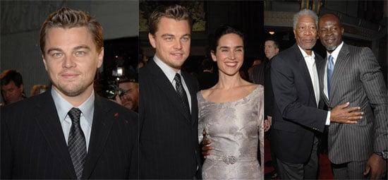 Leo's Blood Diamond Premieres in LA