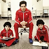 Ari and Uzi Tenenbaum From The Royal Tenenbaums