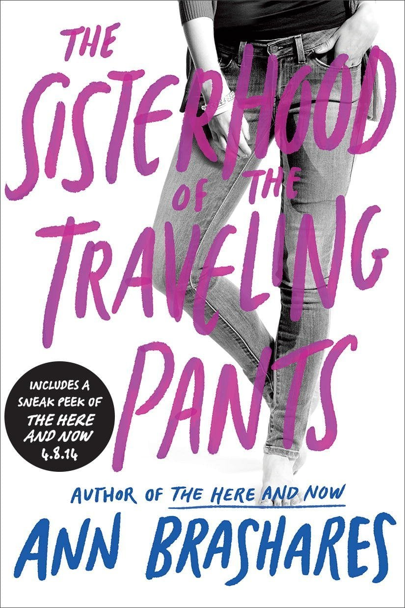 Maryland: The Sisterhood of the Traveling Pants by Ann Brashares