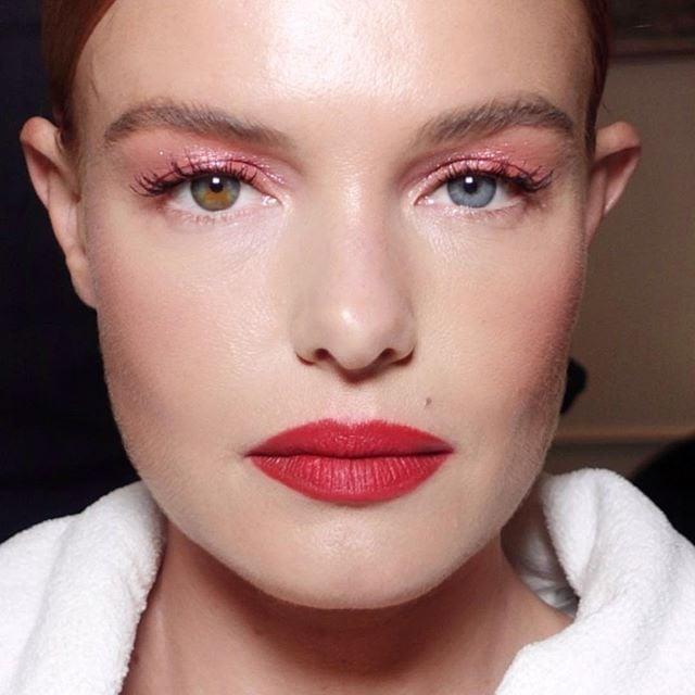 Pink Holiday Makeup 2018