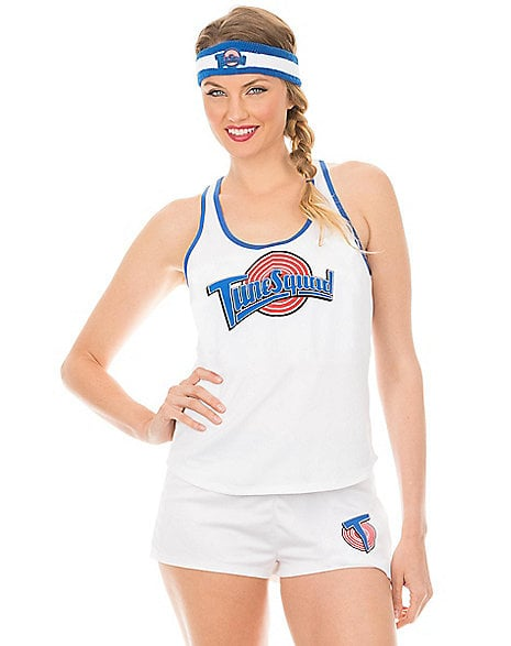 Adult Athletic Space Jam Costume ($30)