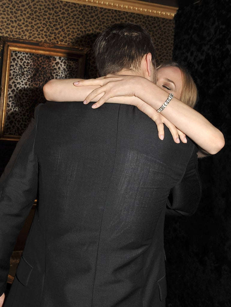 Pictures of Joshua Jackson and Diane Kruger at the 2010 Genie Awards in Toronto, Canada
