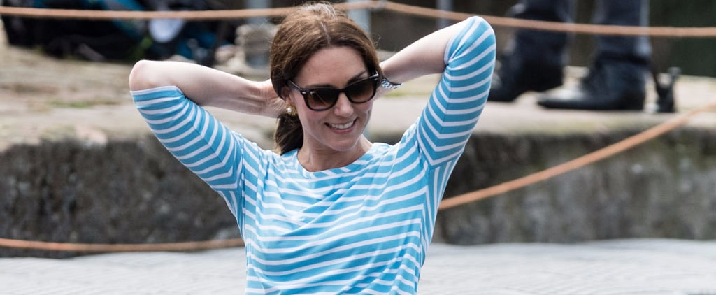Kate Middleton Has a New Striped Summer Top Worth Talking About