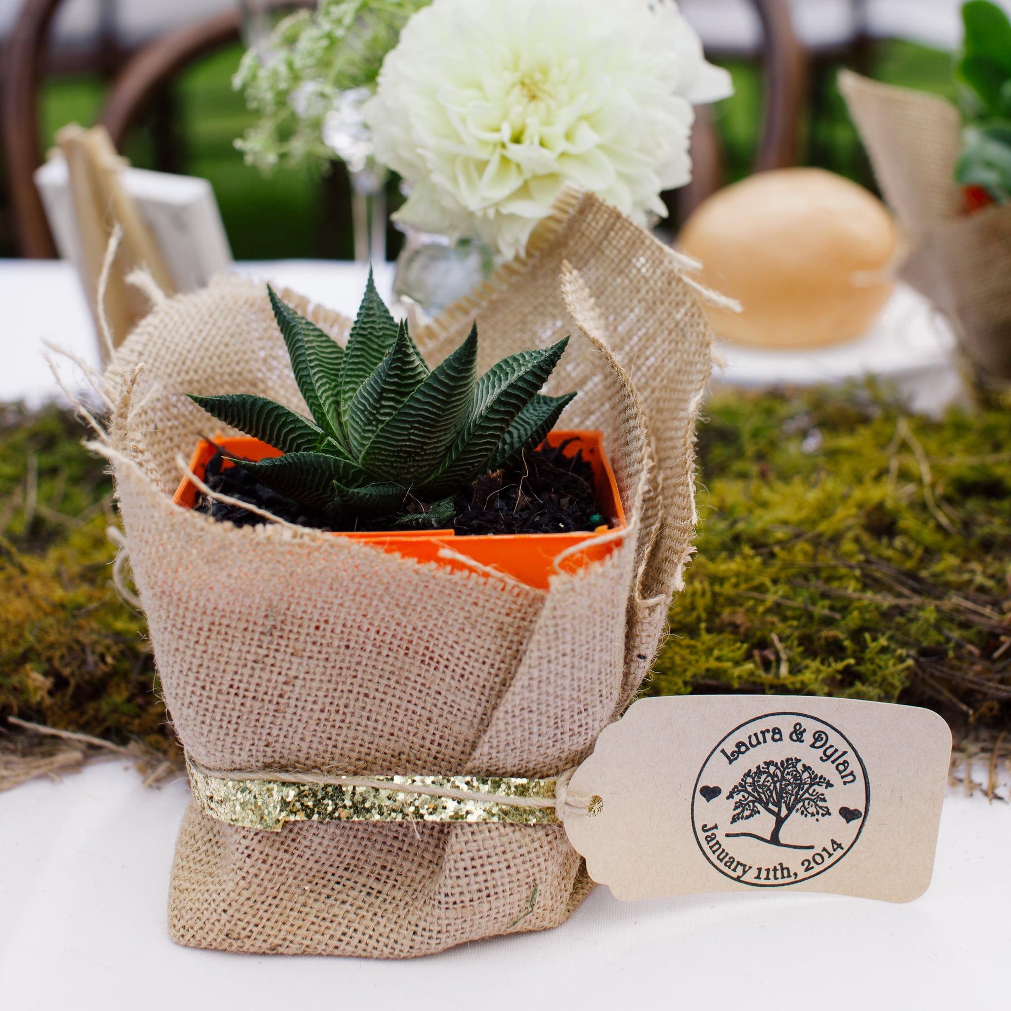 Wedding favors people will use popsugar smart living junglespirit Gallery