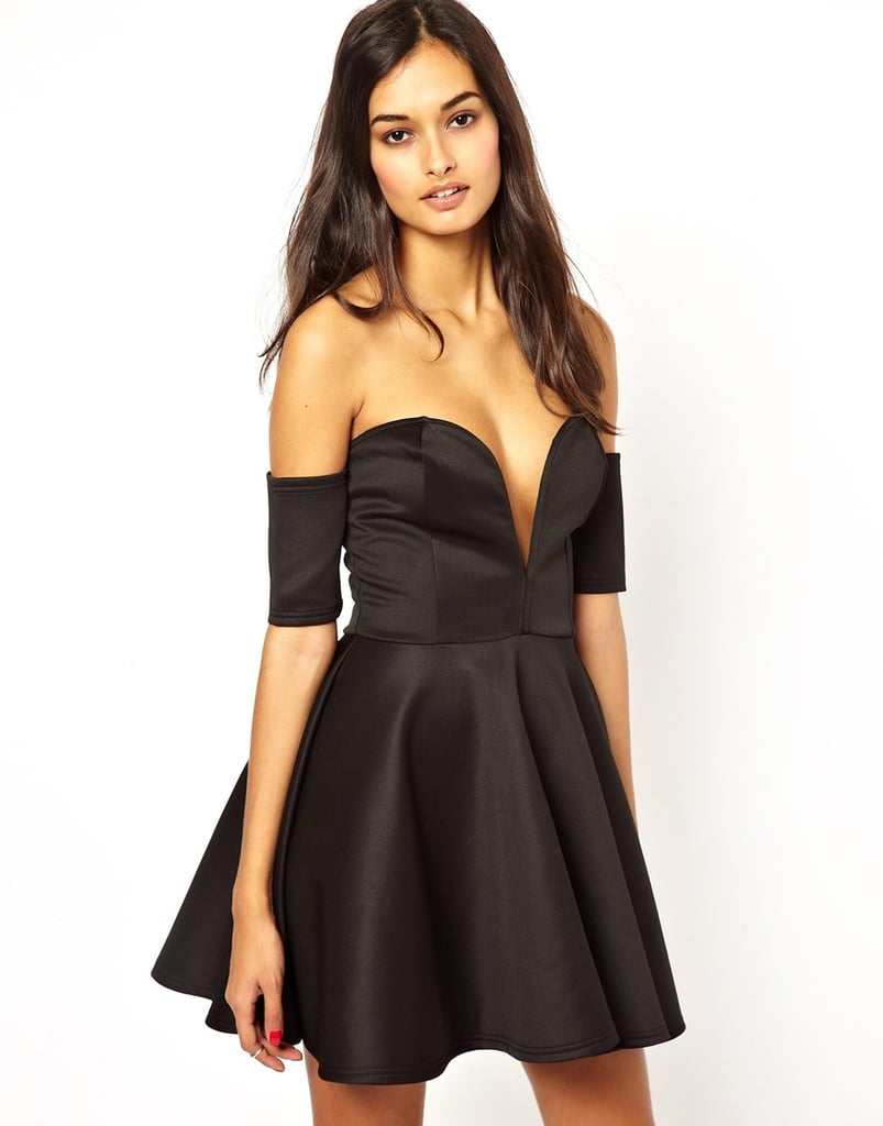 Low and Plunge Sweetheart-Neckline Cocktail Dresses  POPSUGAR ...