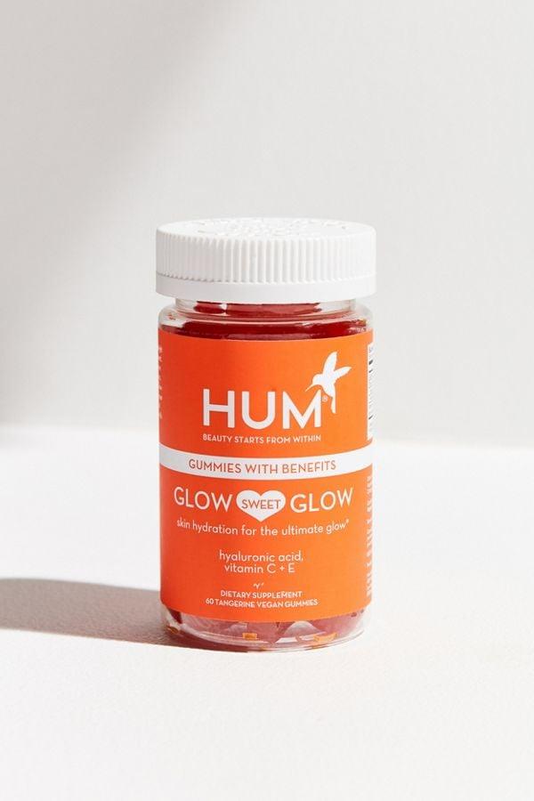 Hum Nutrition Glow Sweet Glow Skin Hydration Gummies