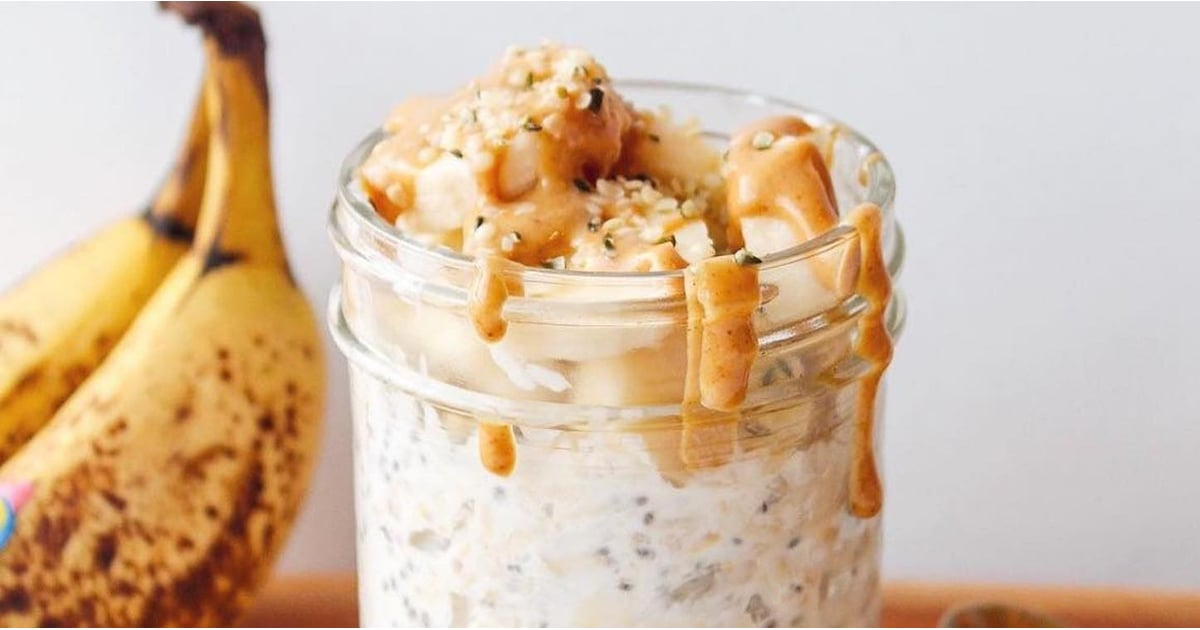 Stuck in a Healthy Breakfast Rut? Get Inspired by These Pretty (Tasty!) Overnight Oats