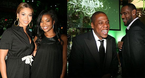 Jay-Z and Beyonce Are King and Queen of All-Star Weekend
