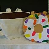 Doughnut and Coffee Halloween Costumes