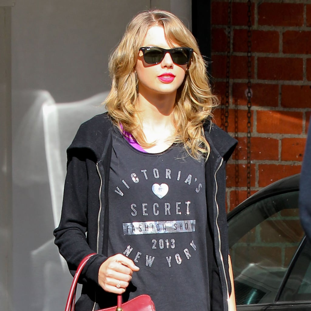 Pictures of Celebrities Going to the Gym