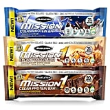 Mission1 Clean Protein Bars