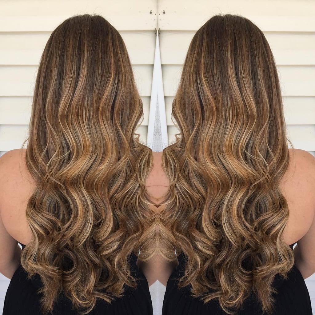Balayage Hair Color Inspiration | POPSUGAR Beauty
