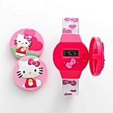 Hello Kitty Digital Watch Set