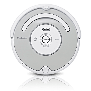 Win an iRobot Roomba® 532 Pet Series!
