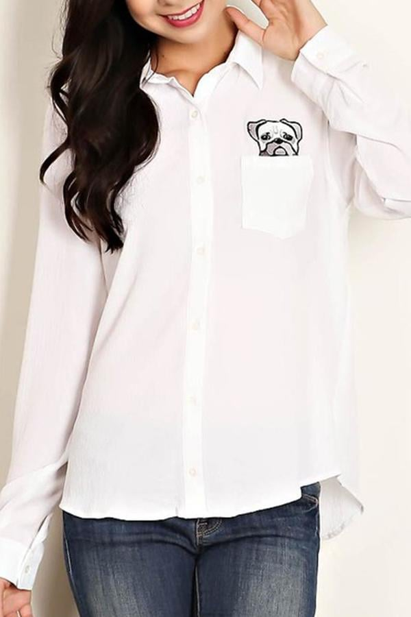 Lemontree Stowaway Shirt ($35)