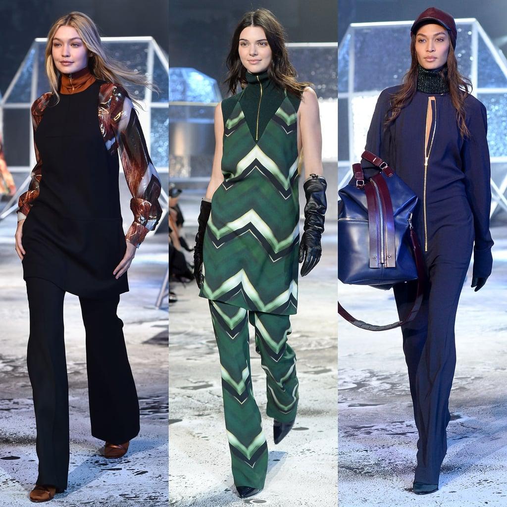 H&M Fall 2015 Runway