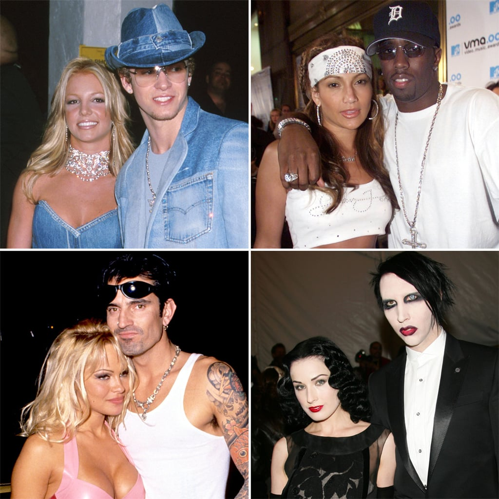 17 Old-School Celebrity Couples to Be For Halloween