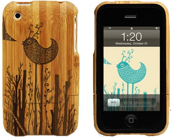 Bamboo iPhone Cases From Grove