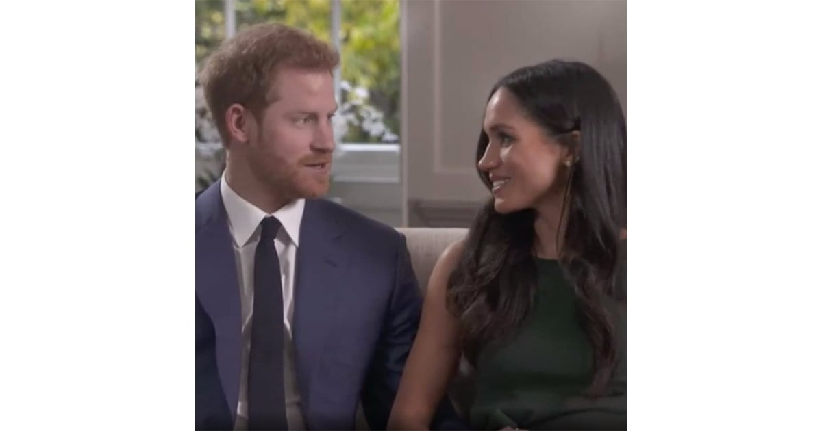 Prince Harry And Meghan Markles Bbc Interview Quotes Popsugar Celebrity Australia
