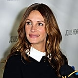 Julia Roberts walked the carpet at the premiere of Jesus Henry Christ.