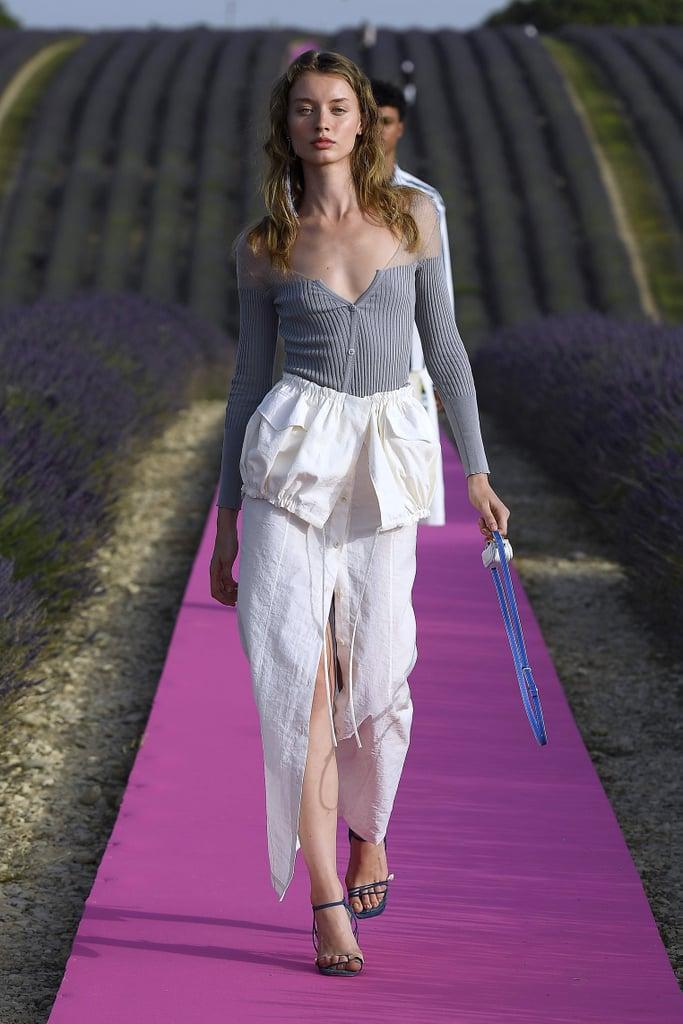 Jacquemus Spring Summer 2020 Paris Fashion Week Show Popsugar Fashion Uk Photo 42