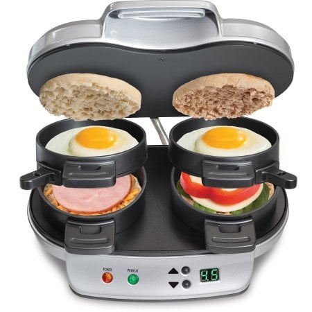 Hamilton Beach Dual Sandwich Maker | Best Cooking Gadgets 2018 ...