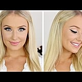 Soft and Pretty Valentine's Day Makeup Tutorial