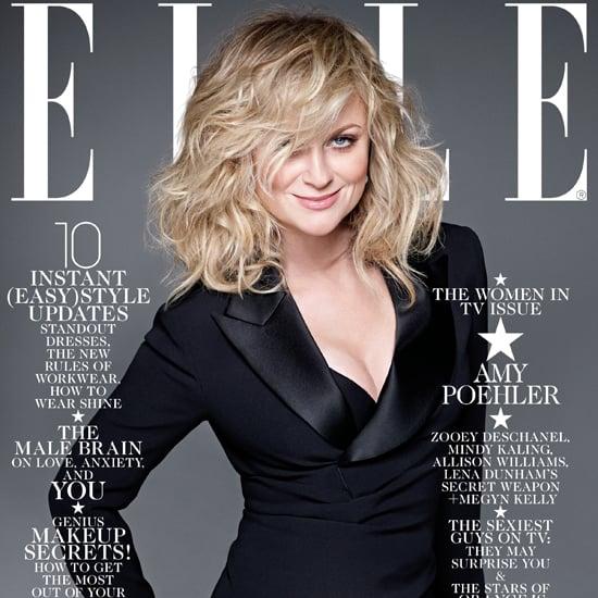 Elle Magazine February 2014 Women in TV Issue