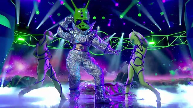 Who Is the Alien on The Masked Singer Australia?