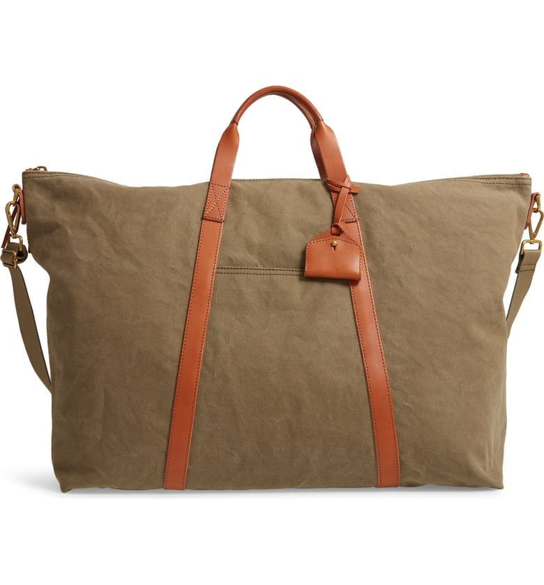 Madewell Canvas Overnight Bag