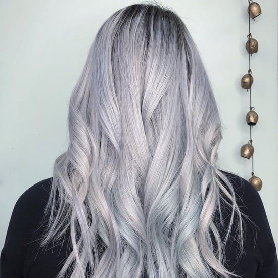 """Oyster"" Gray Hair Color Trend Photos and Inspiration"