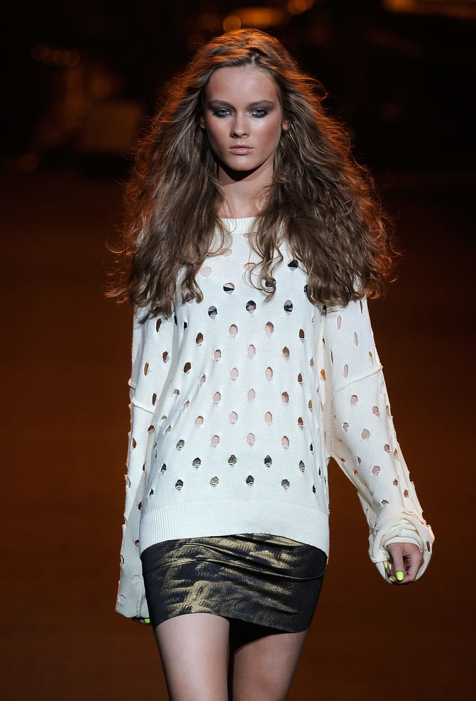Erin Wasson Brings RVCA Party to the Tents for Spring 2010