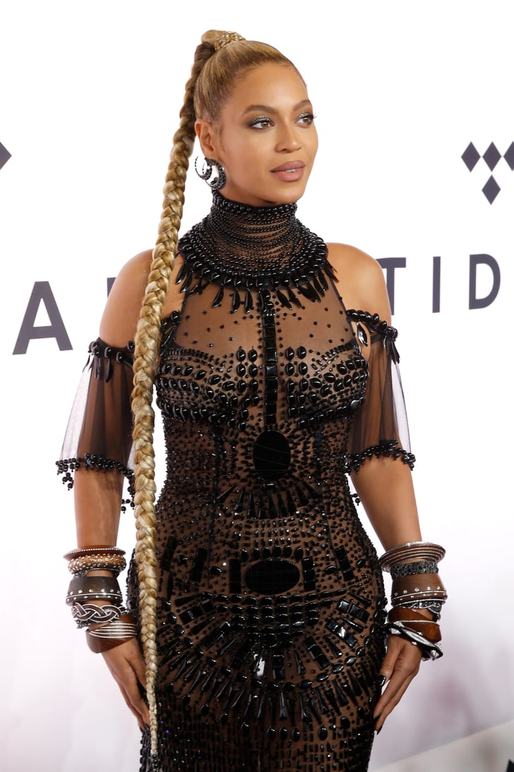 Beyonce At Tidal 1015 Concert Pictures October 2016