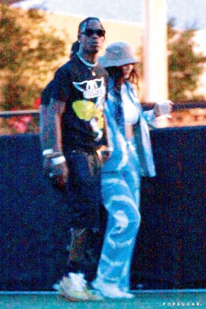 Kylie Jenner and Travis Scott at Coachella 2019 Pictures