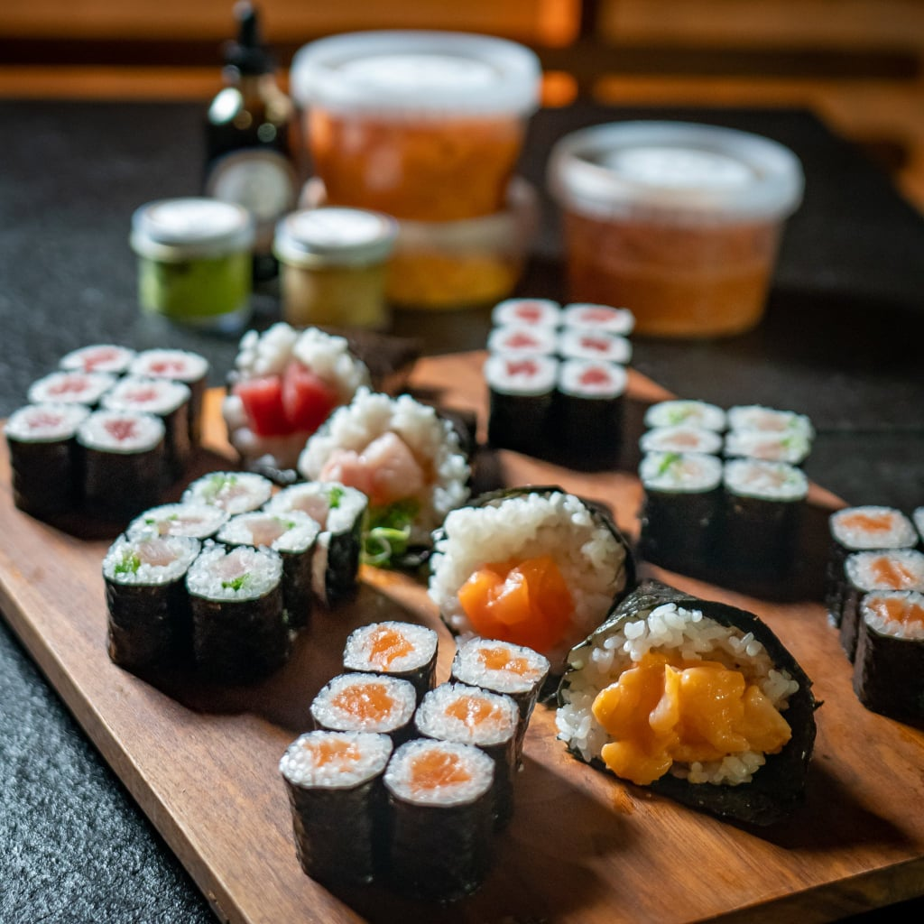 The Best Gifts For Sushi Lovers   2021