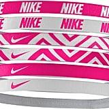 Nike Active Mini Printed Headband Set