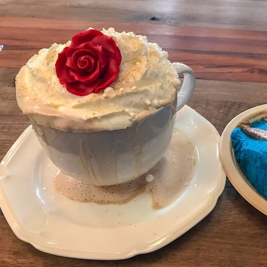Beauty and the Beast Hot Chocolate