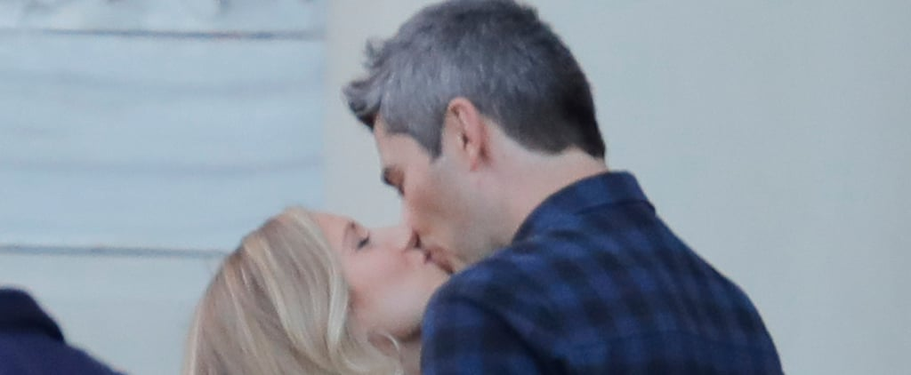 The Bachelor's Arie and Lauren Can't Keep Their Hands — or Their Lips — Off Each Other in Spain