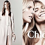 Malgosia Bela and Iselin Steiro For Chloe
