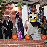 Kate Hudson's Halloween Party