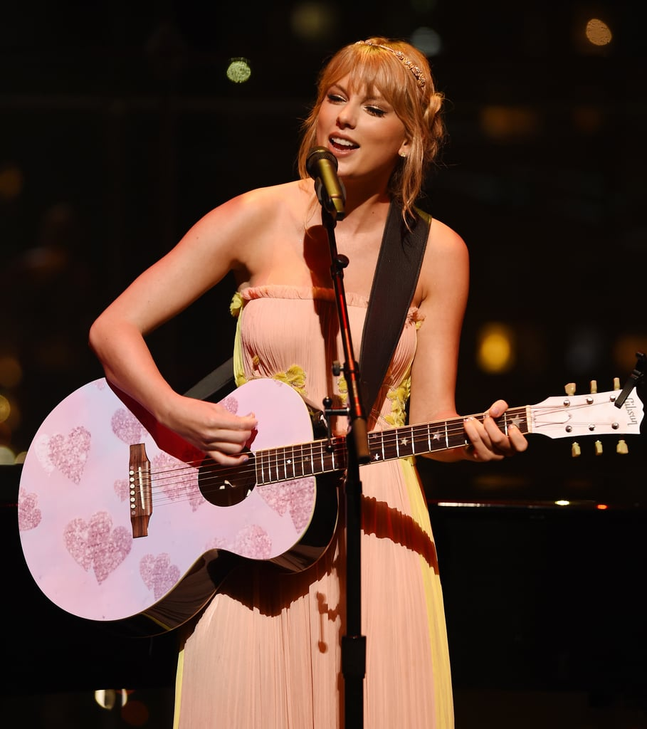 April: Taylor Also Performed Some of Her Biggest Hits at the Time 100 Gala