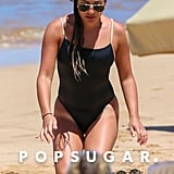 Lea Michele's Monokini Has an Important Detail You Shouldn't Miss