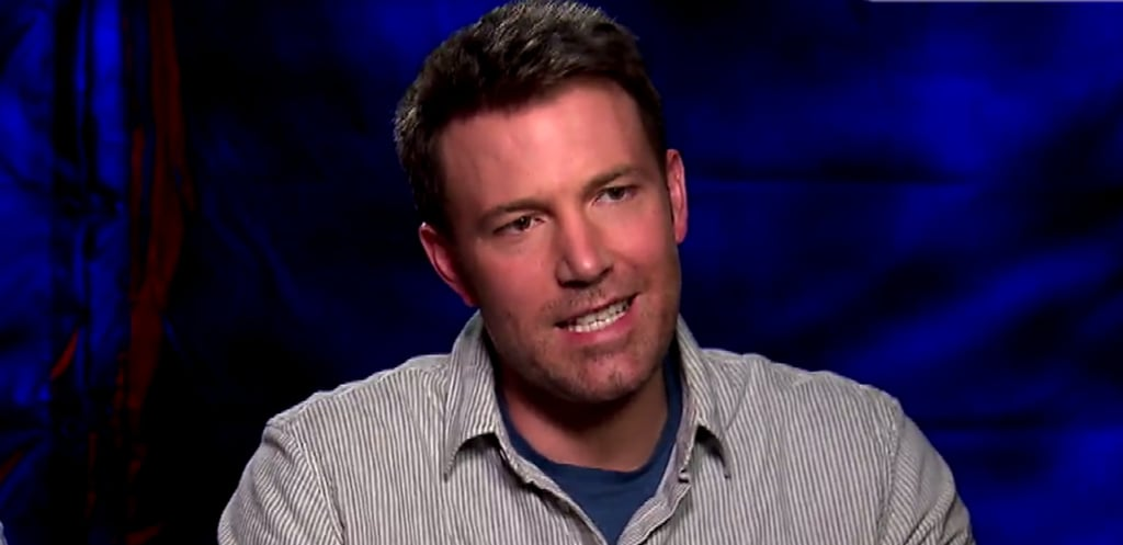 Ben Affleck Reveals a Surprising Fact About His Much-Talked-About Back Tattoo